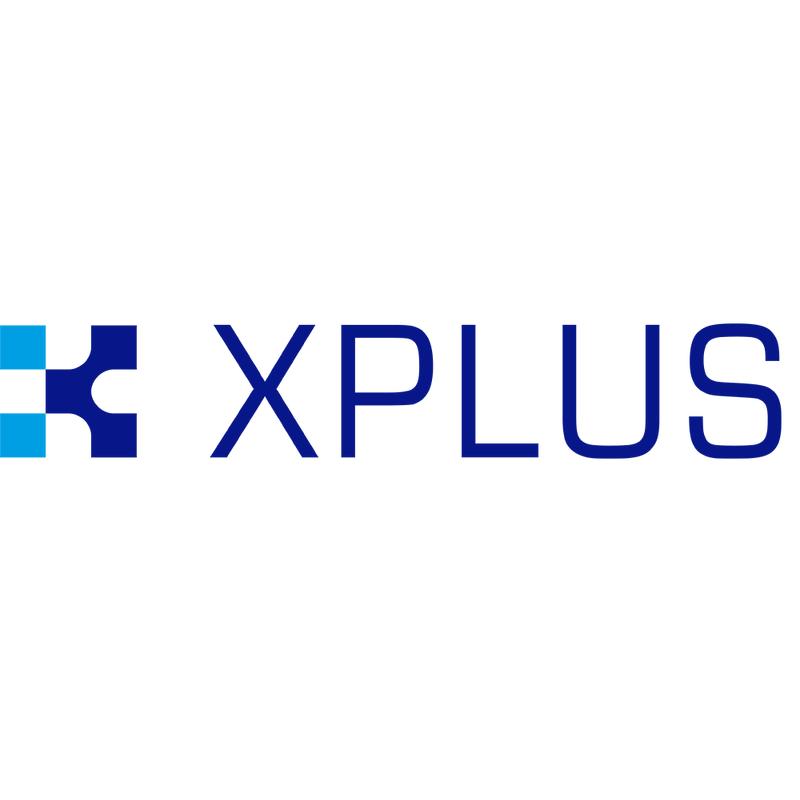 XPLUS logo transparant small