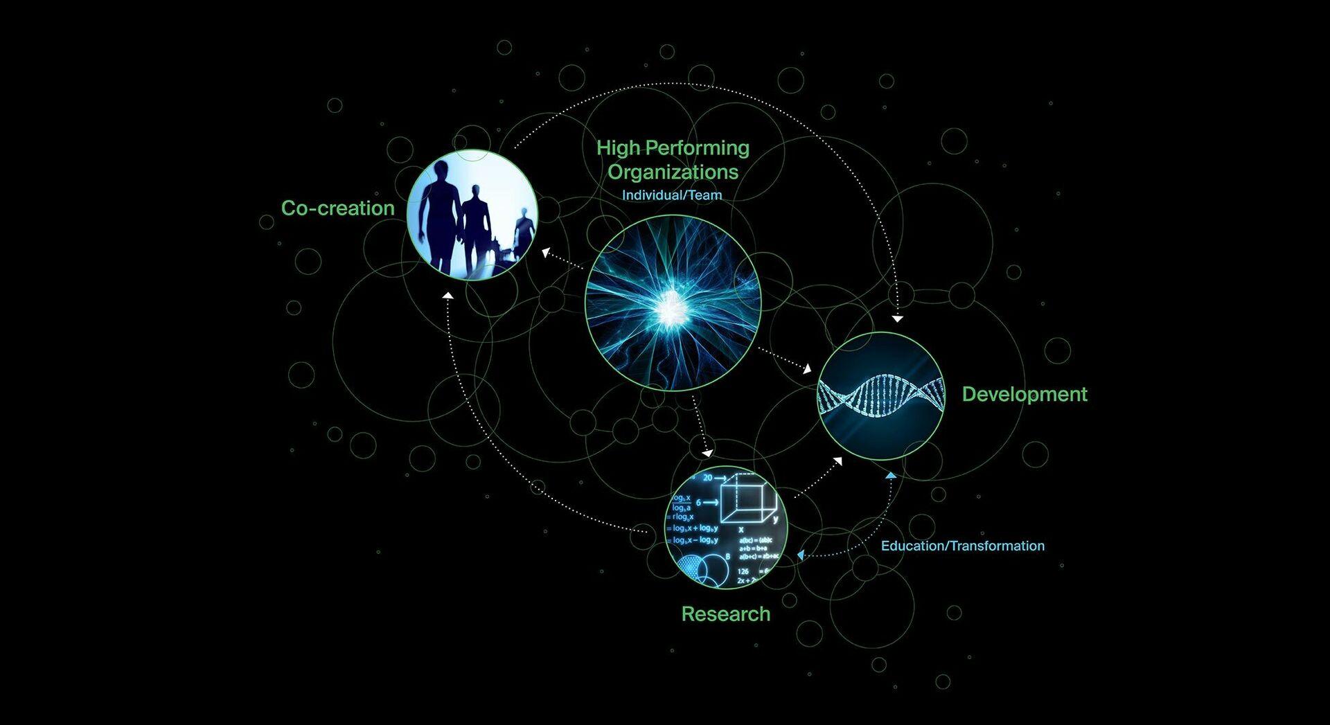 AMS Neuroscience infographic