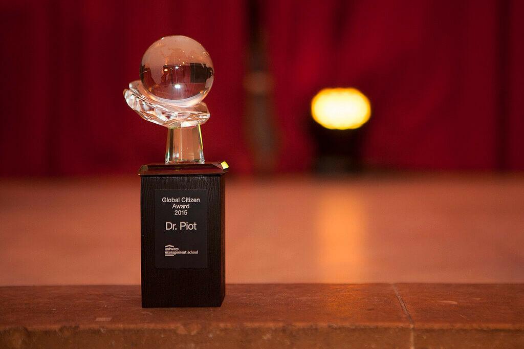 Global Citizen Award 2015