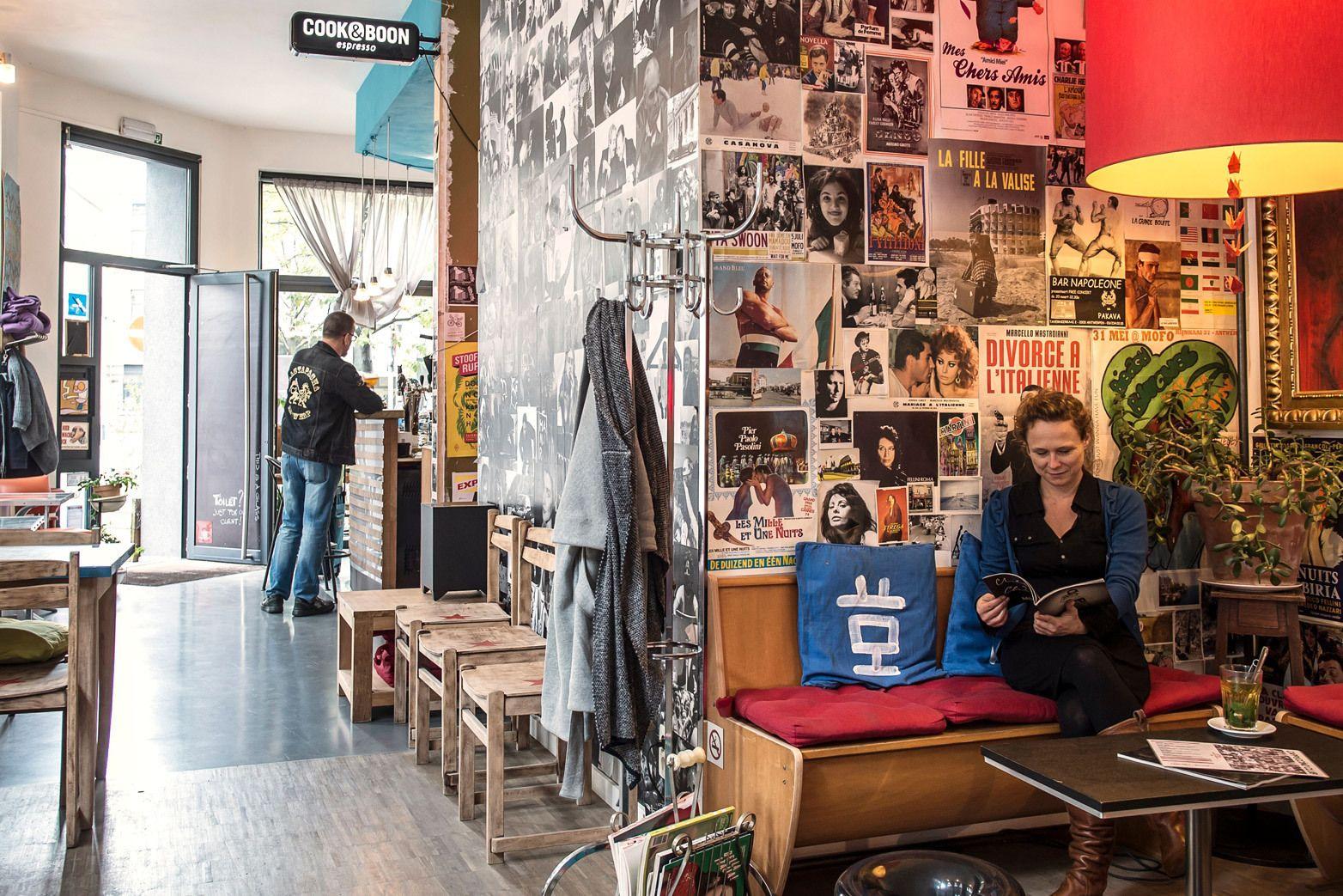 Cafe Antwerp