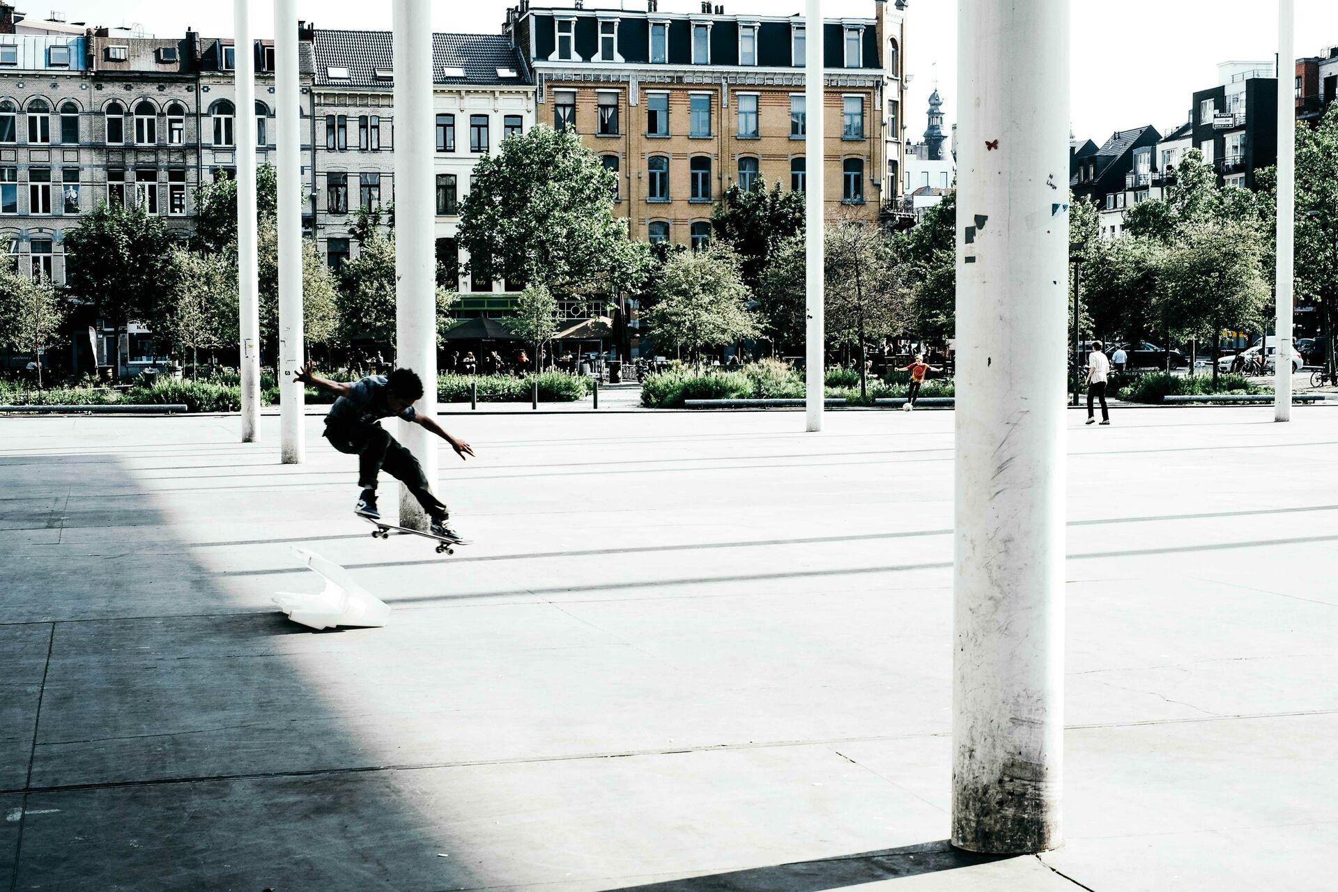 Theaterplein skateboard lower res