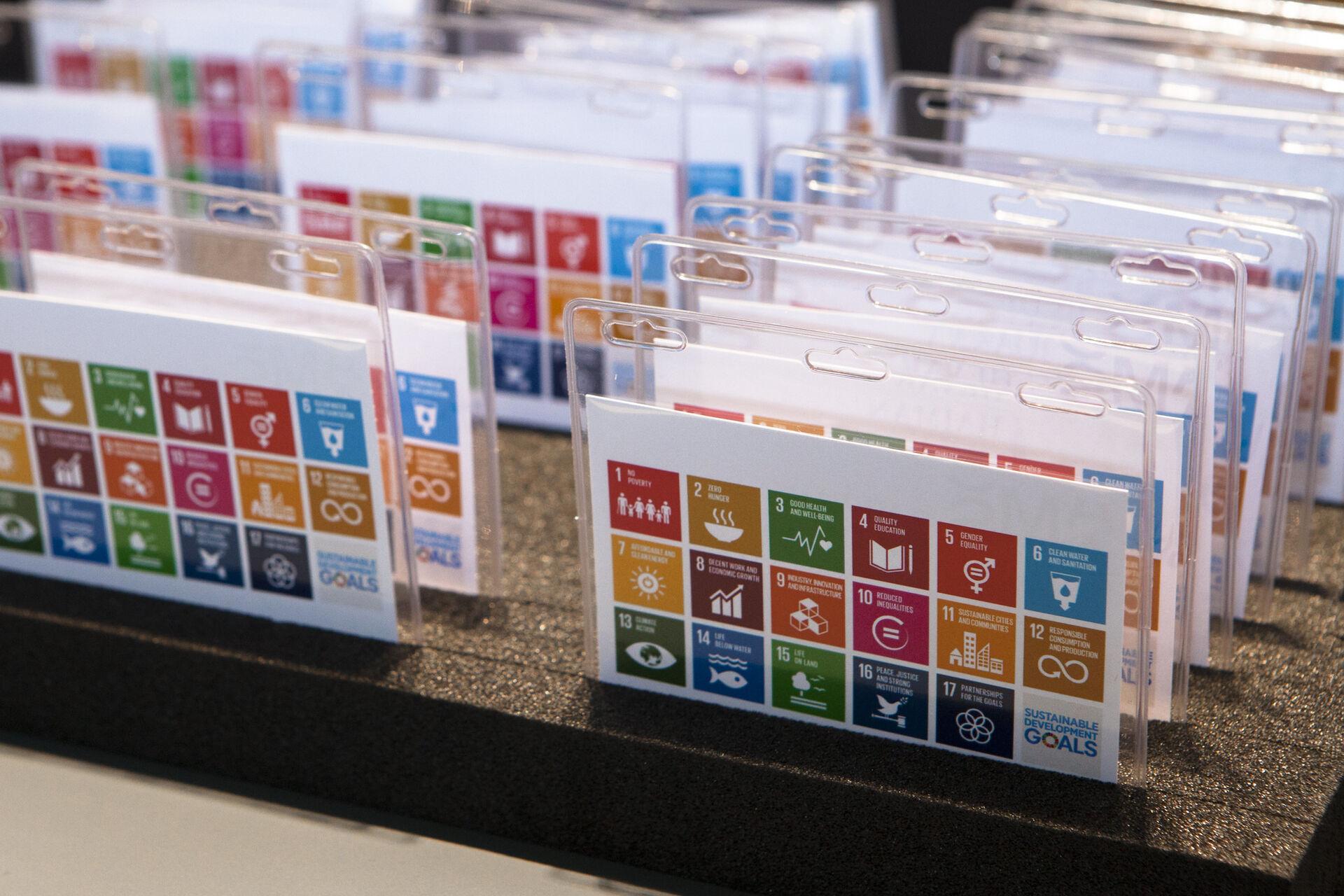 SDG Badges