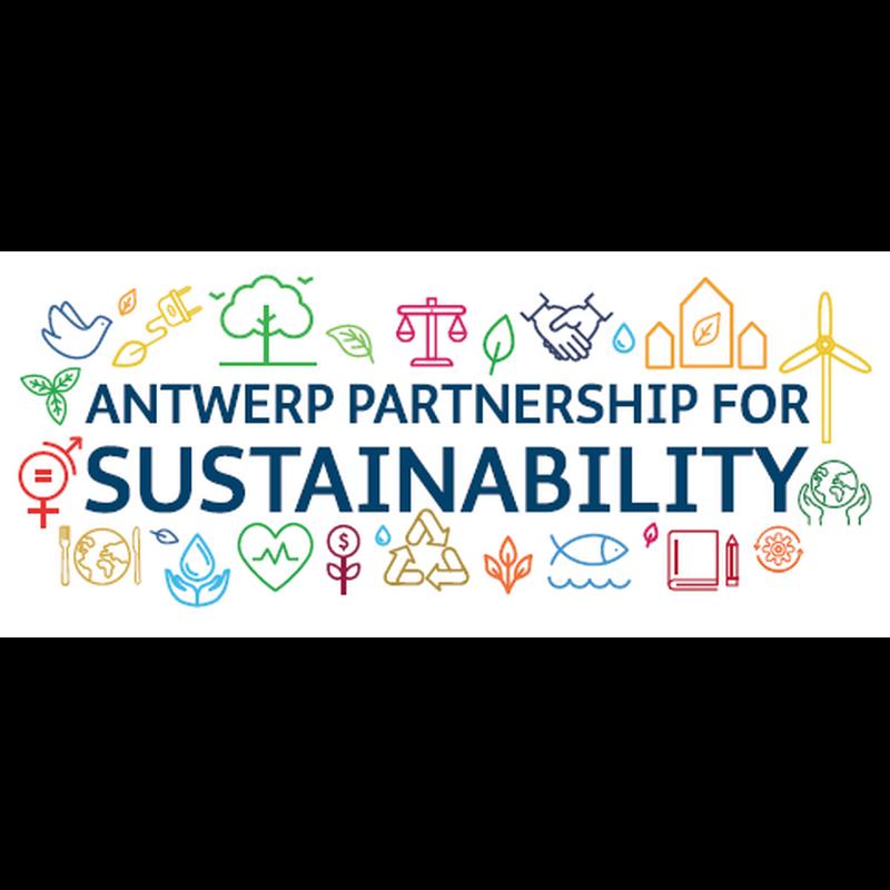 Logo APS Antwerp Partnership Sustainability