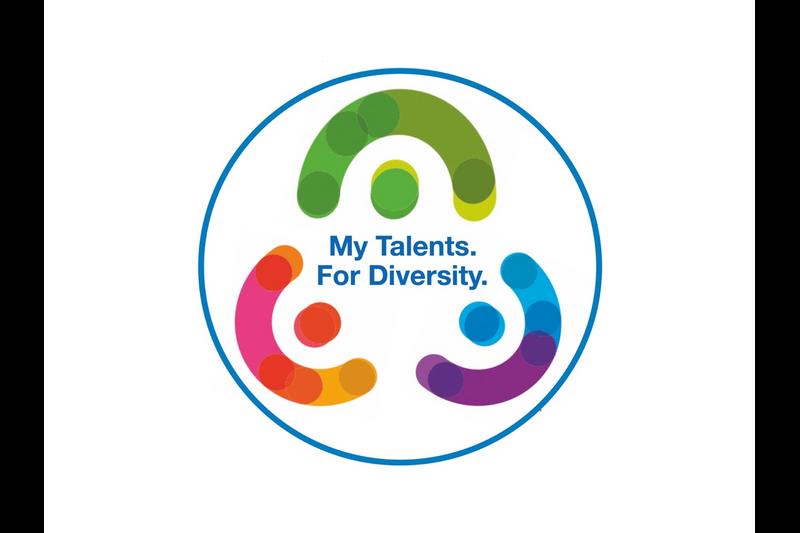 Logo Talenst for diversity
